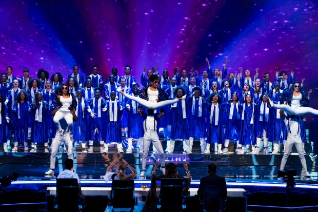100 Voices of Gospel ©Syco/Thames