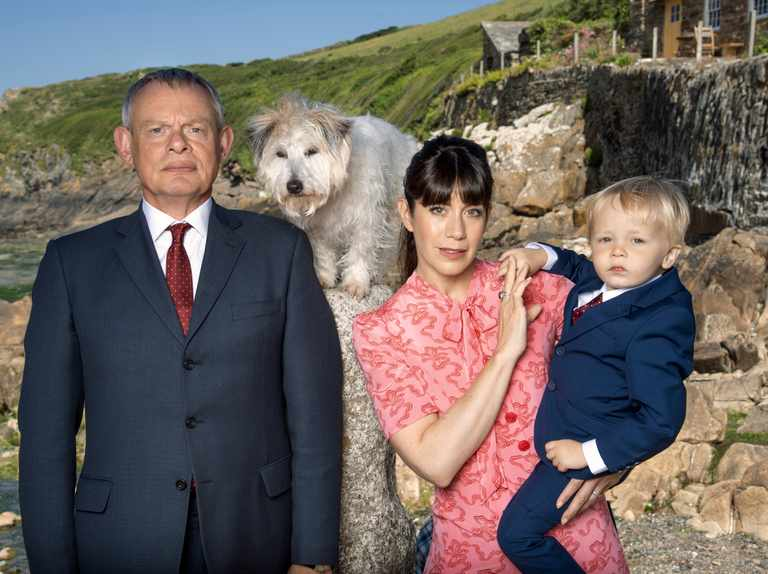 When is Doc Martin returning to TV?