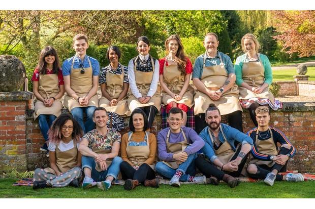 Great British Bake Off contestants 2019