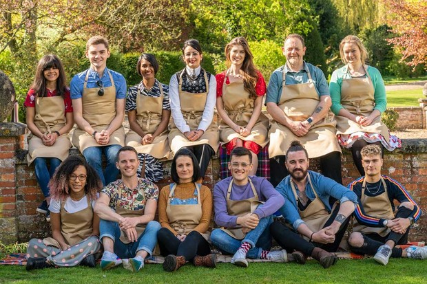 Great British Bake Off contestants 2019