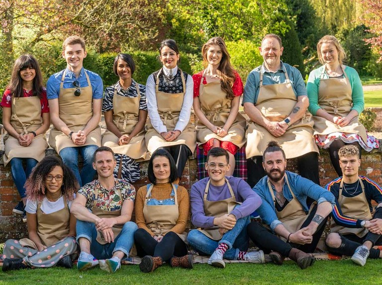 Here's who left The Great British Bake Off in week eight…