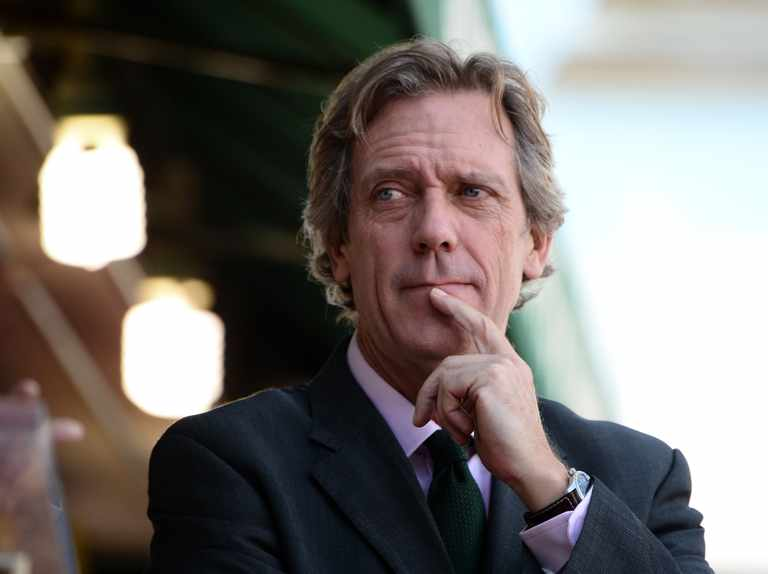 When does Roadkill starring Hugh Laurie air on BBC One?