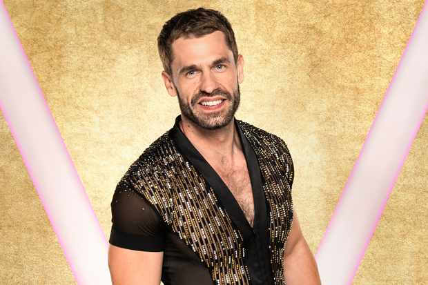 Kelvin Fletcher – Strictly Come Dancing