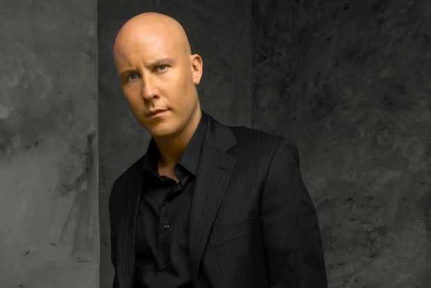 SMALLVILLE Michael Rosenbaum as Lex Luthor