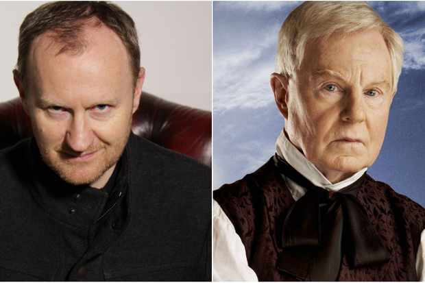 Mark Gatiss / Derek Jacobi