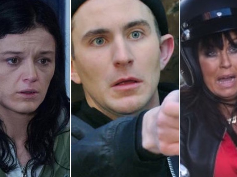 Kat's cabs, Hayley Slater, gangster Callum – 9 storylines EastEnders decided to drop