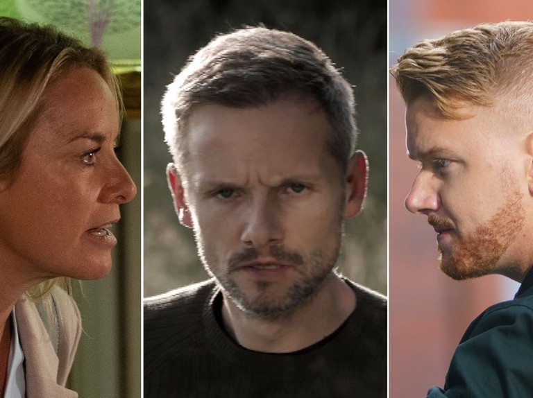 Next week's soap spoilers: Coronation Street attack, plus EastEnders blackmail and Holby City terror - 23-27 September 2019