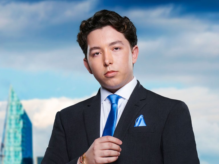 """The Apprentice's Ryan-Mark Parsons claims other fired candidates are """"desperate"""""""