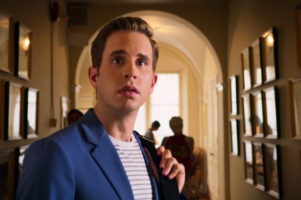 Ben Platt plays Payton Hobart