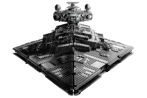 LEGO Star Wars unveils largest set ever with Imperial Star