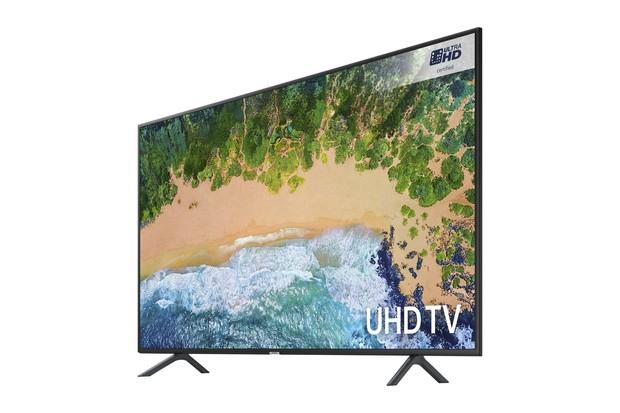 Samsung UE65NU7100 65-Inch 4K Ultra HD Certified HDR Smart TV