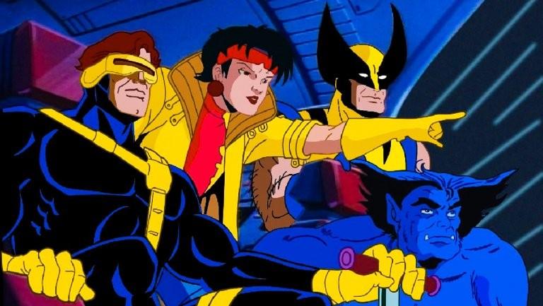 Une photo de X-Men: la série animée