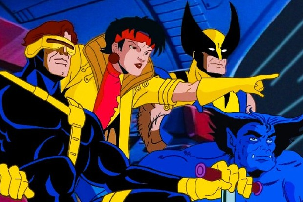 A still from X-Men: The Animated Series