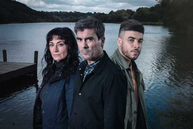 emmerdale boat stunt week 43 cain dingle moira dingle nate robinson