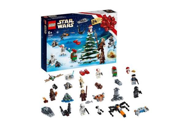 Star Wars Calendar LEGO