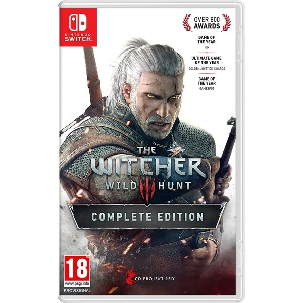 The Witcher on Nintendo Switch
