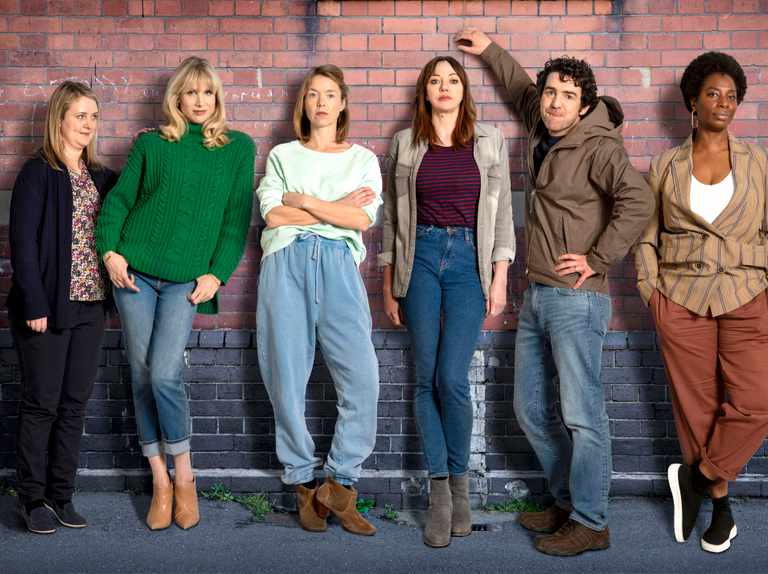 When is Motherland season 3 on TV?