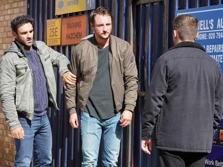 Next week's EastEnders spoilers: Martin in danger, Leo turns nasty, plus Gray has big news - 21-25 October 2019