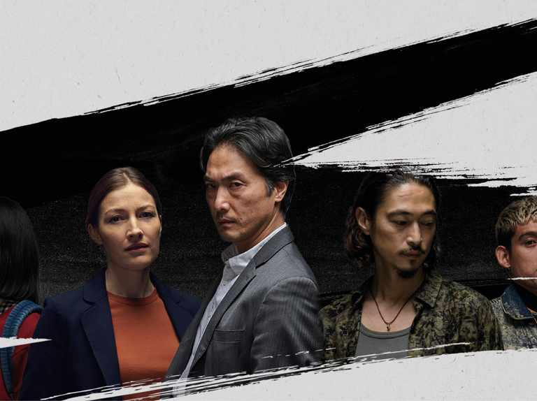 Meet the cast of BBC Two international crime drama Giri/Haji