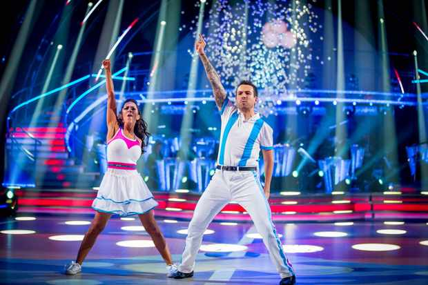 Will Bayley Strictly (BBC)