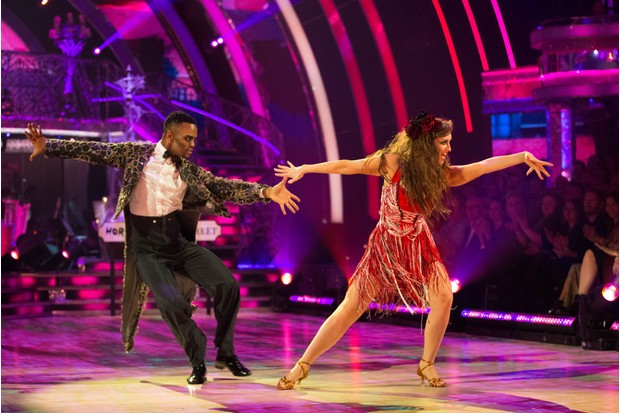 Strictly Come Dancing 2019 - Catherine and Johannes
