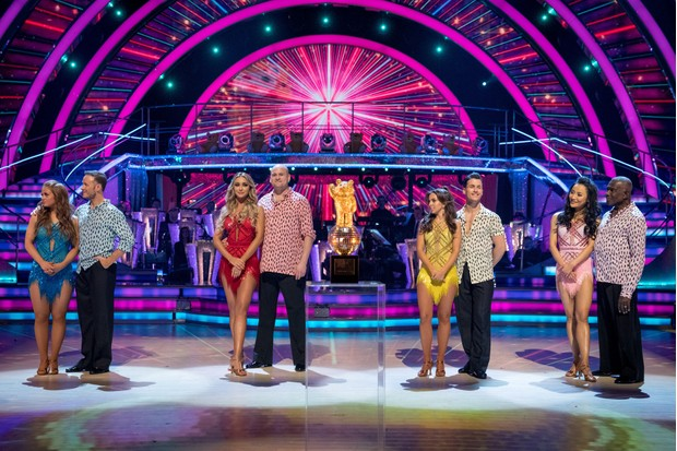 Strictly Come Dancing EastEnders for CiN (BBC)