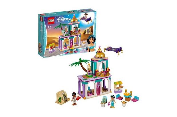 Disney's LEGO set