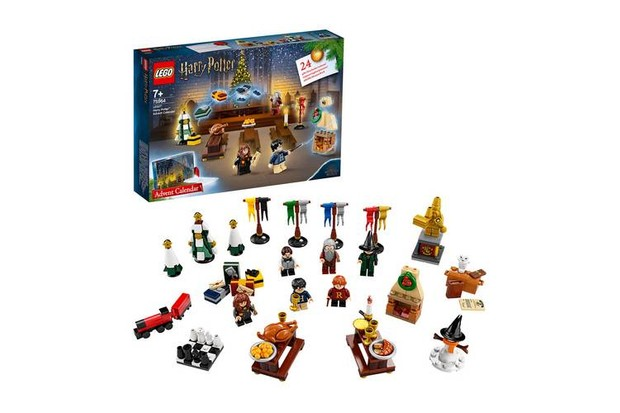 Harry Potter Advent Calendar LEGO