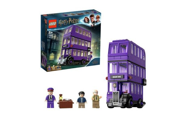 Knight Bus LEGO set