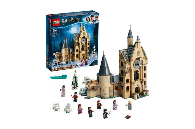 LEGO Hogwarts Clocktower