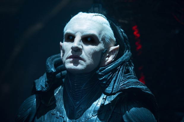 Thor: The Dark World – Christopher Eccleston as Malekith