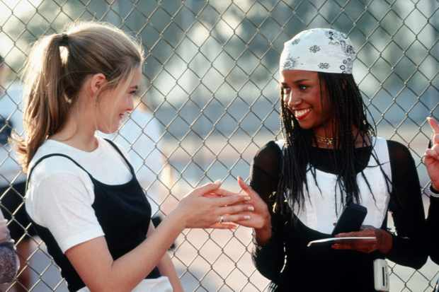 Clueless  Alicia Silverstone & Stacey Dash  © Paramount Pictures Intl