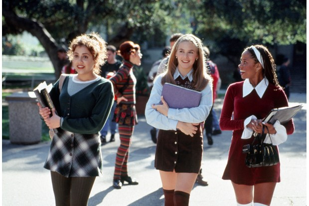 Alicia Silverstone, Brittany Murphy and Stacey Dash in Clueless© Paramount Pictures Intl