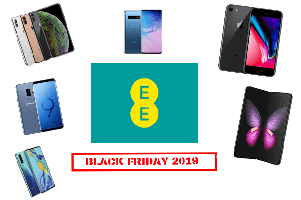EE Black Friday deals