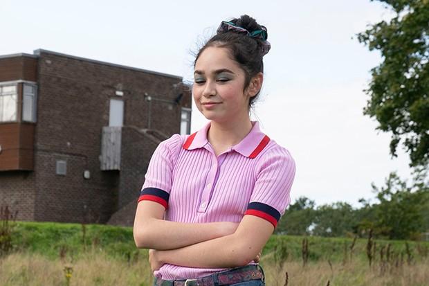 Ellie O'Halloran plays Jamie in DUblin Murders