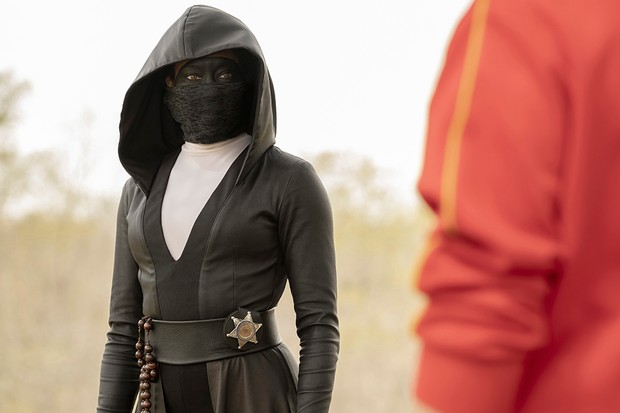 Regina King stars in Watchmen on HBO