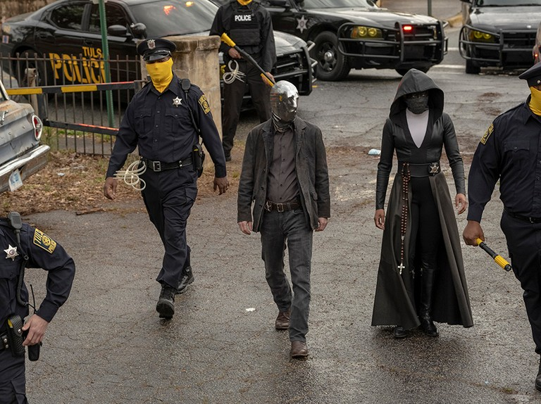 """Watchmen review: """"This time, it's well worth watching the Watchmen"""""""