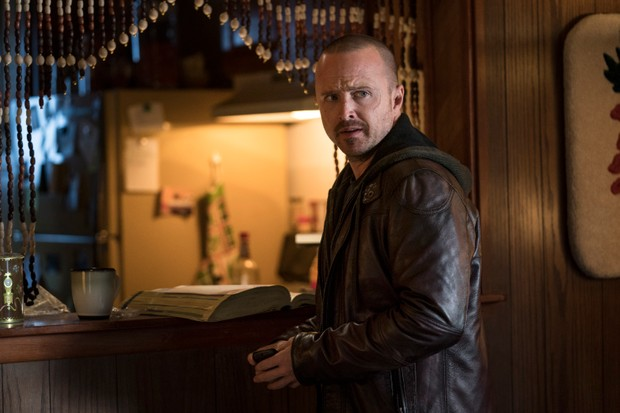 Aaron Paul in El Camino: a Breaking Bad Movie (Netflix)