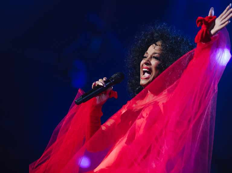 "Diana Ross confirmed for Glastonbury Festival legends slot: ""This is a dream come true"""