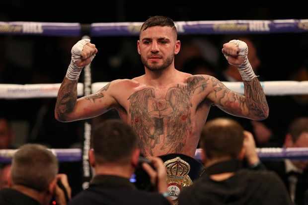 boxing on TV watch Davies Jnr v Ritson