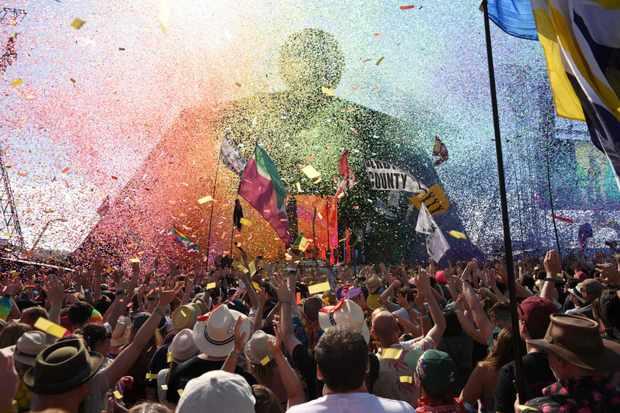 Glastonbury Festival 2020.When Is Glastonbury 2020 How To Watch The Festival On Tv