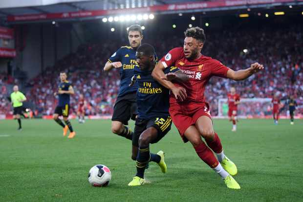 Liverpool v Arsenal live stream and TV channel