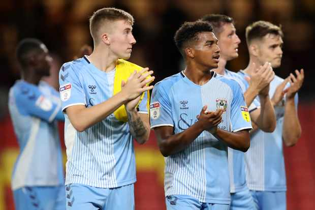 Coventry v Tranmere live stream and TV channel