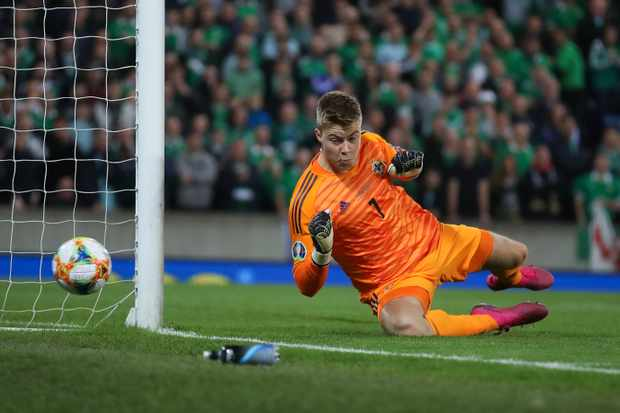 Czech Republic v Northern Ireland live stream and TV channel