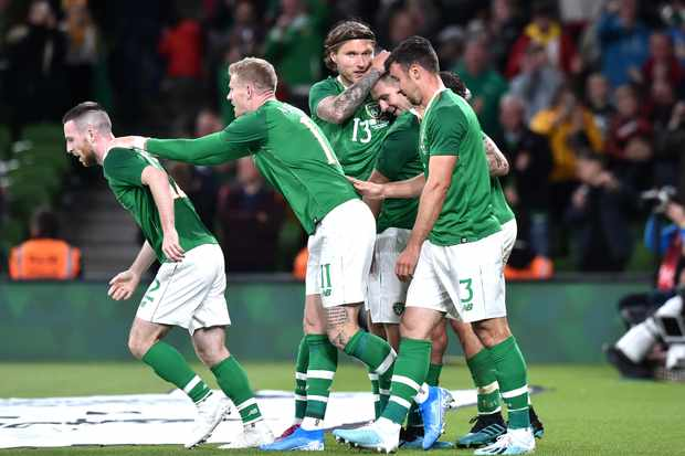 Georgia v Republic of Ireland live stream and TV channel