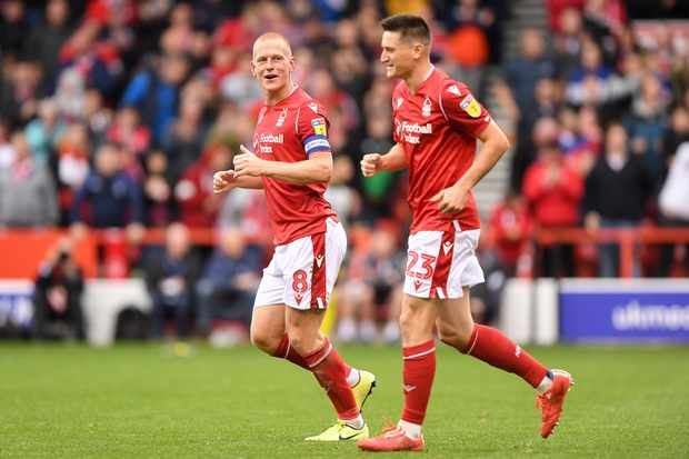 Nottingham Forest Ben Watson