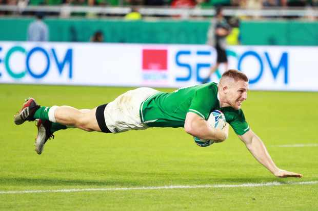 Ireland v Samoa TV channel and live stream