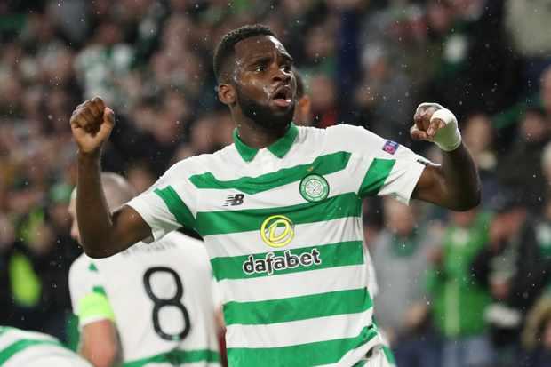 Celtic Odsonne Edouard