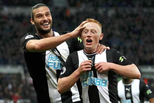 Newcastle Matty Longstaff