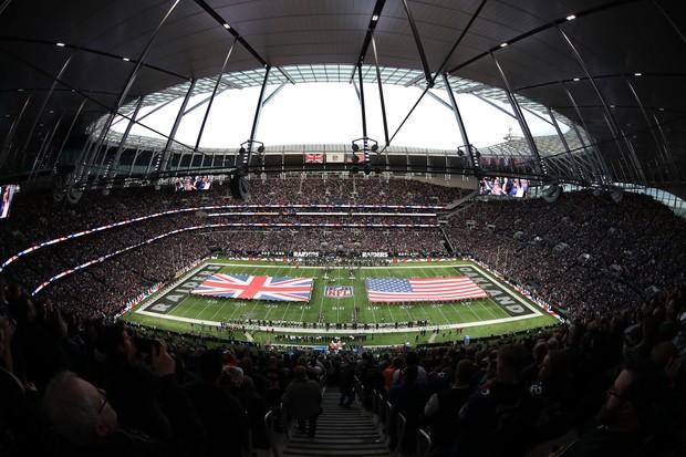 NFL Tottenham